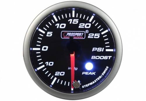 Gauges - Boost