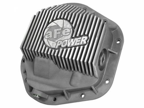 Drivetrain & Transmission - Differential Covers