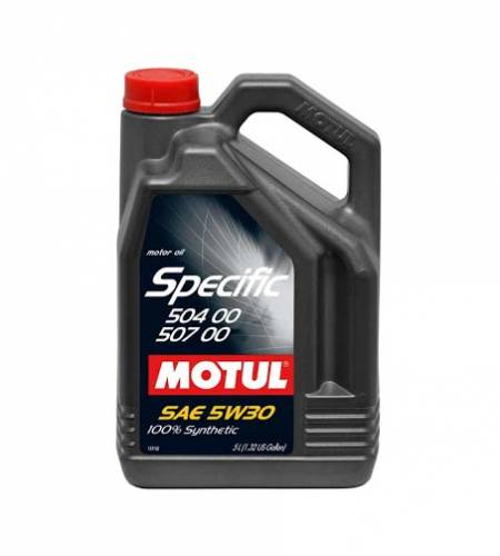 Fluids - Engine Oil