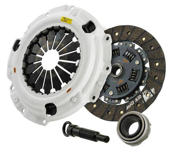 Clutch Masters - Clutch Masters FX100 Clutch Kit w/Steel Flywheel
