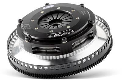 Clutch Masters - Clutch Masters FX700 Twin-Disc Clutch Kit w/ Steel Flywheel & Hydraulic Slave Cylinder