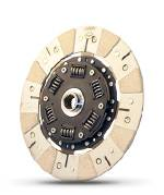 Clutch Masters - Clutch Masters FX400 H/D Press Plate Sprung F/F Ceramic Disc Clutch Kit (Dampened Disc)