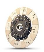 Clutch Masters - Clutch Masters FX400 H/D Press Plate Sprung F/F Ceramic Disc Clutch Kit (Dampened Disc)