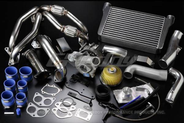 GReddy - GReddy Tuner Turbo Kit