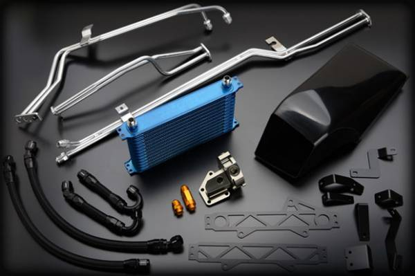 GReddy - GReddy Dual Clutch Transmission Cooler Kit