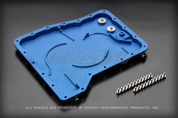 GReddy - GReddy Dual Clutch Transmission Billet Oil Pan Kit