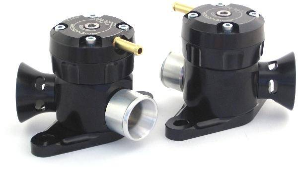 Go Fast Bits - Go Fast Bits TMS Respons Twin Valve Blow Off Valve