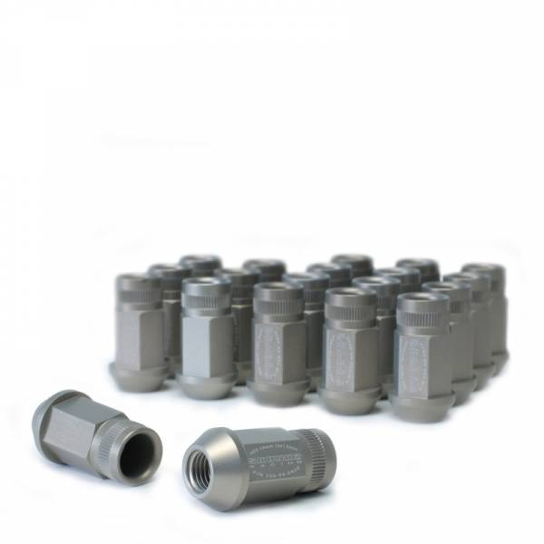 Skunk2 - Skunk2 20-pc Hard Anodized Lug Nut Set (12mm x 1.25mm)