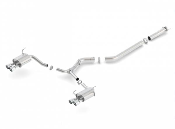 Borla - Borla Cat-Back Exhaust