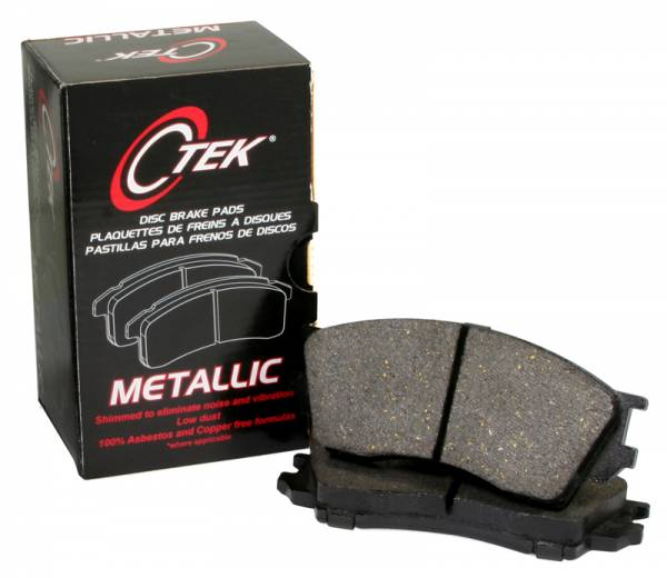 StopTech - Stoptech Centric CTEK Premium Ceramic Rear Brake Pads