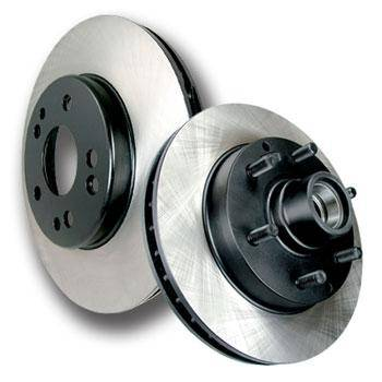 StopTech - StopTech Performance Brake Rotor Front