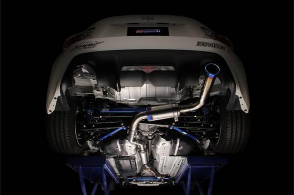 Tomei - Tomei Titanium Tuype 60S Catback Exhaust
