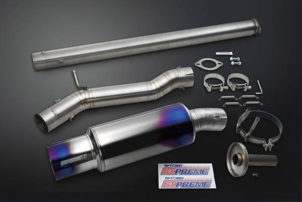 Tomei - Tomei Expreme Titanium Catback Exhaust