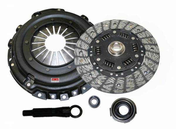 Competition Clutch - Competition Clutch Stage 2 Steelback Brass Plus Clutch Kit w/ Flywheel