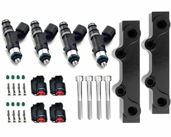 Injector Dynamics - Injector Dynamics Fuel Injectors 1300cc w/ Top Feed Fuel Rails