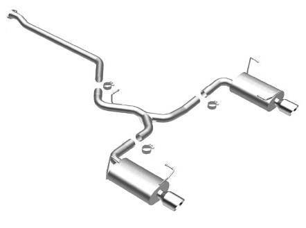 MagnaFlow Exhaust Products - Magnaflow Catback Exhaust WRX Sedan