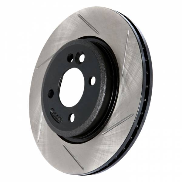 StopTech - Powerslot Slotted Front Left Rotor Single