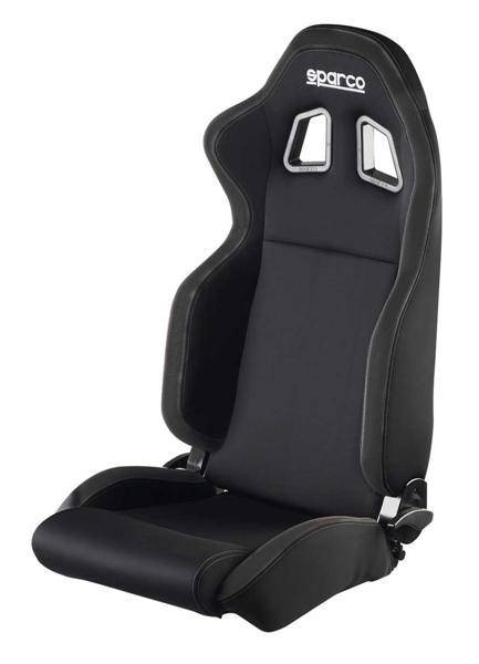 Sparco - Sparco Seat R100 Black/Black