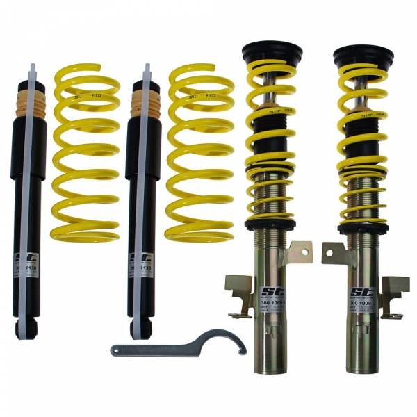 ST Suspensions - ST Suspensions X Coilover Kit