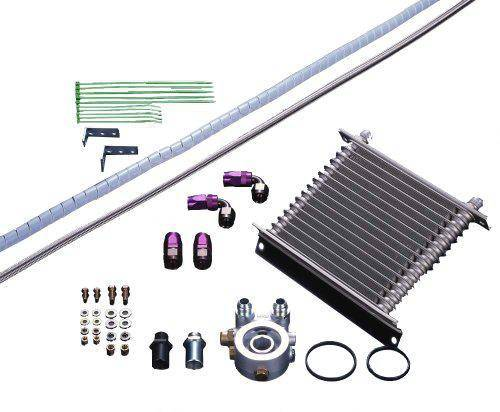 HKS - HKS Oil Cooler Kit