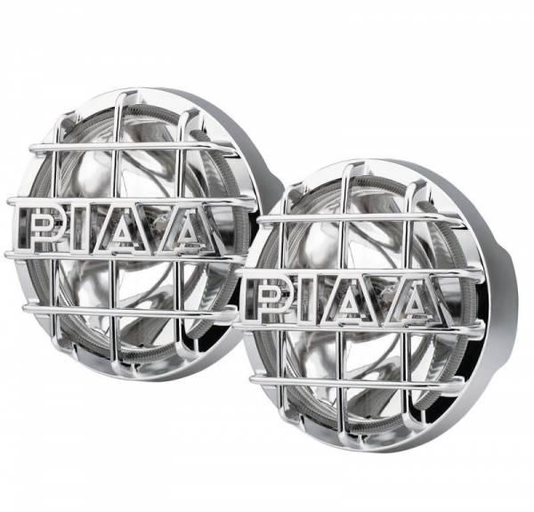 PIAA - PIAA 520 Chrome SMR Driving Xtreme White Plus Halogen Lamp Kit
