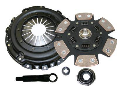 Competition Clutch - Competition Clutch Stage 4 6-Puck Clutch Kit