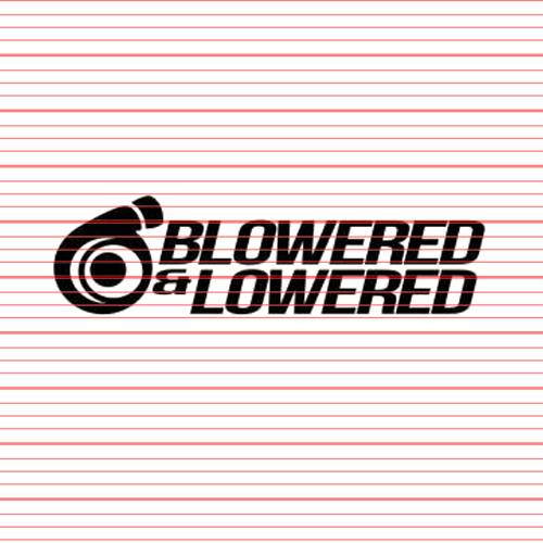 Avery - Blowered & Lowered Decal