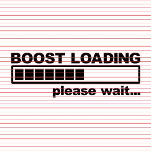 Avery - Boost Loading Decal