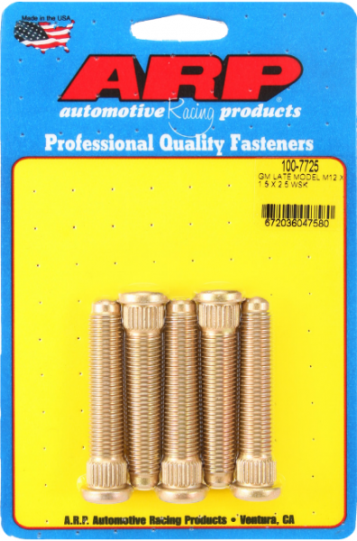 ARP - ARP Wheel Stud Kit