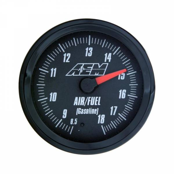 AEM Induction - AEM UEGO Wideband Controller AFR Gauge Analog