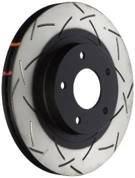 Disc Brakes Australia - DBA 4000 Series T-Slot Slotted Rotor Single Rear