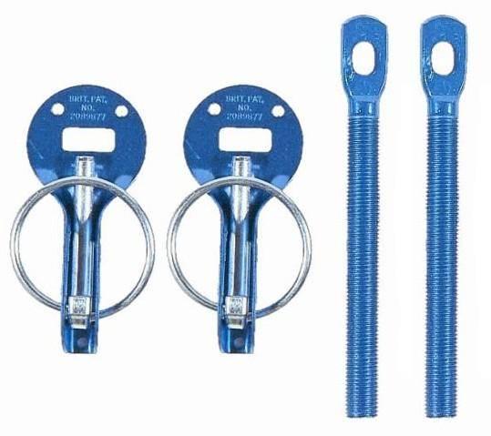 Sparco - Sparco Hood Pins
