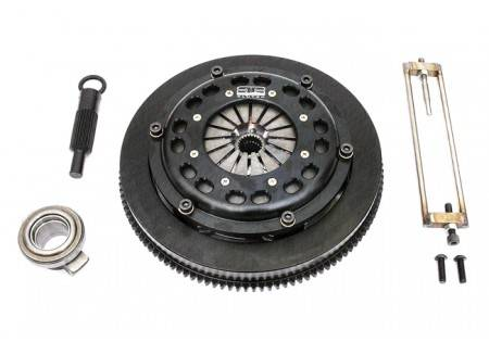 Competition Clutch - Competition Clutch Rigid Twin Disc Clutch Kit