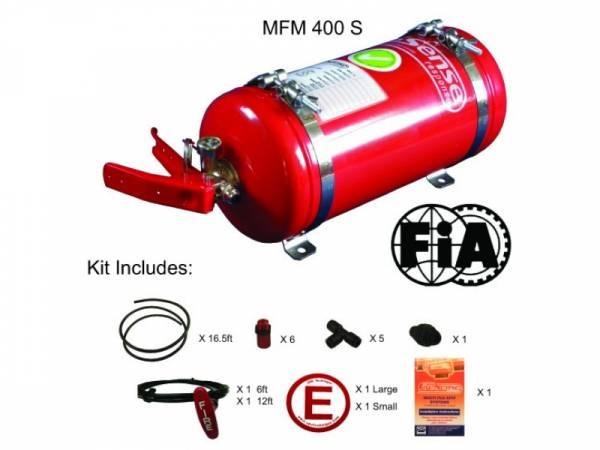 SPA Technique Fire Suppression System 4L