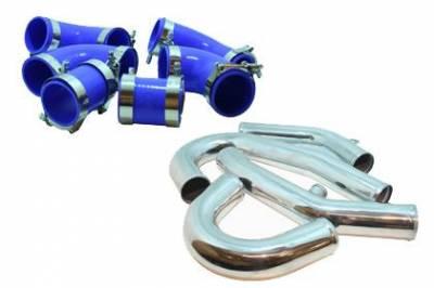 TurboXS - Turbo XS Front Mount Intercooler Pipe Kit