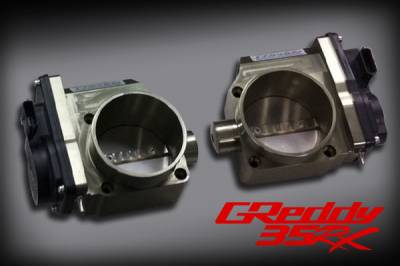 Engine Components - Throttle Body - GReddy - GReddy RX Billet Throttle Kit