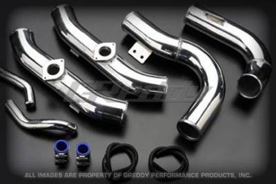 GReddy - GReddy Special Aluminum Piping Kit for RX Intake Manifold - Image 1