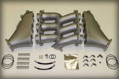 Air Intakes - Intake Manifolds - GReddy - GReddy RX Intake Manifold Plenum