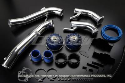GReddy - GReddy Long Type Piping Suction Kit - Image 1
