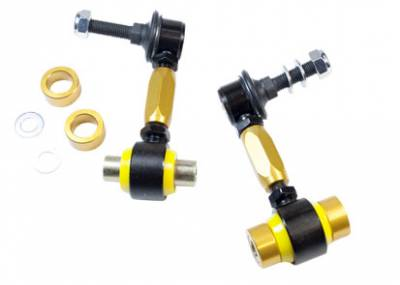 Suspension Components - Endlinks - Whiteline - Whiteline Adjustable Ball Socket Endlinks Rear