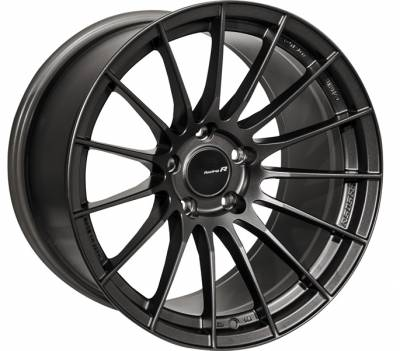 Wheels - Wheels - Enkei - Enkei RS05-RR 18x9.5 5x100 +43mm Matte Gunmetal