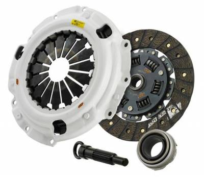 DRIVETRAIN - Drivetrain & Transmission - Clutch Masters - Clutch Masters FX100 Clutch Kit w/Aluminum Flywheel