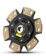 Clutch Masters - Clutch Masters FX400 Clutch Kit (Dampened Disc) 6-Puck - Image 2