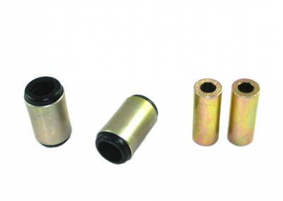 Suspension Components - Bushings - Whiteline - Whiteline Lower Rear Control Arm Bushing Kit