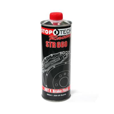 Fluids - Brake Fluids - StopTech - Stop Tech STR-660 Ultra Performance Race Brake Fluid