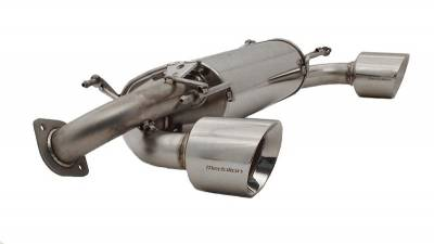 Tanabe - Tanabe Medallion Touring Catback Dual Tip Exhaust