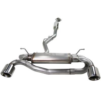EXHAUST - aFe Power - aFe Takeda Cat-Back Exhaust
