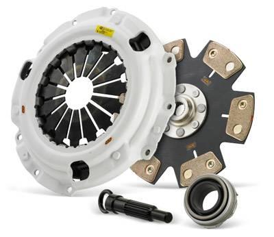 Clutch Masters - Clutch Masters FX500 Clutch Kit (6 puck) w/Steel Flywheel - Image 4
