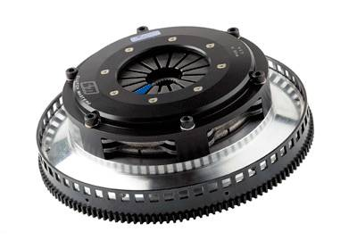"Drivetrain & Transmission - Clutches - Clutch Masters - Clutch Masters 7.25"" TD7R Race Clutch Kit w/Aluminum Flywheel"