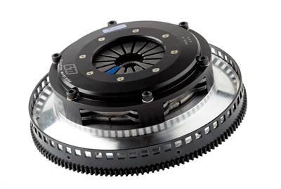 """DRIVETRAIN - Drivetrain & Transmission - Clutch Masters - Clutch Masters 7.25"""" TD7S Street Clutch Kit w/ Aluminum Flywheel"""